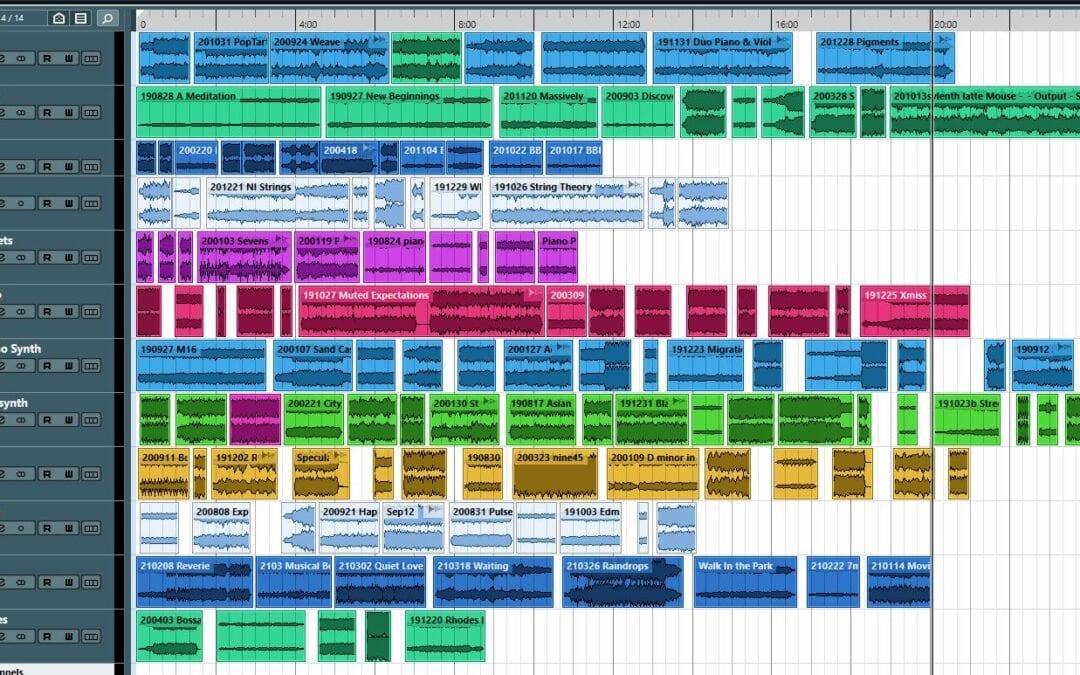 Keeping Tabs on Musical Ideas